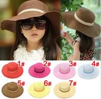 Child girl hat / beach hat / children hat / sun hat