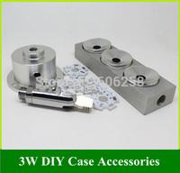 3W DIY Case Accessories for LED Desk Spotlights  Desktop Lamp Jewelry Counter Lighting  10PCS