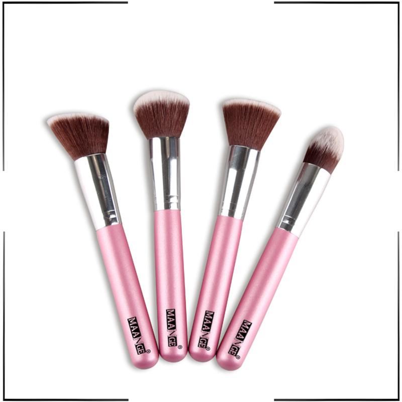 Кисти для макияжа OEM 4 4pcsblusherbl кисти для макияжа oem 50 brusheyeliner yy80