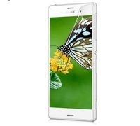 For Sony Xperia Z3 L55T Wholesale 6000pcs LCD Front Crystal Clear Screen Protector Guard Film