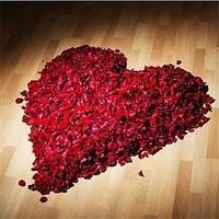30 Colours ON Sale 100pcs 5.5cm Silk Rose Flower Petals For Wedding Table Decorations Event Party Supplies Multi Color