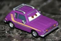 100% original-- Rare   Pixar Cars diecast figure TOY --- J. CURBY GREMLIN