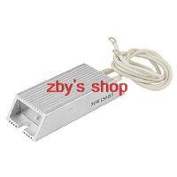 50W 150 ohm Aluminum Housing Wirewound Braking Resistor