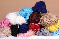 Free Shipping Russia Fashion Hotsale Warm Hand Knitted Iceland Yarn Loopy Mango Thick Yarn For Hat Scarf 500g