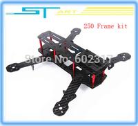 DIY Blackout 250 Carbon Fiber Mini 250 FPV Quadcopter hexacopter Frame kit (Unassembled)