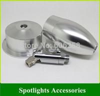 DIY LED Desk Lamp Spotlights Case Jewelry Counter Showcase spotlight lighting Accessories 5PCS