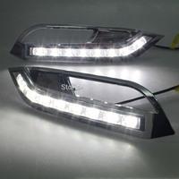 2015 hot sell,LED DRL,LED daytime running lights for Kia K3,free shipping