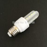 DHL 20Pcs/lot ce&rohs Ultra Bright SMD 5730 E27/E14 LED lamps 6W AC85-265V 360degree light LED Corn Bulb 2 years warranty