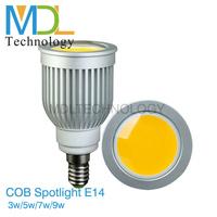 GU10 Base Lamp LED Spotlight Bulbs 110V-240V Voltage COB LED Chips LED Bulbs 3W 5W 7W 9W High Power Hot Sale MDLSP-2-003