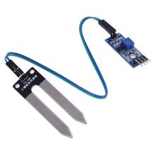 Hot Selling Soil Hygrometer Humidity Detection Module Moisture Water Sensor for Arduino NVIE