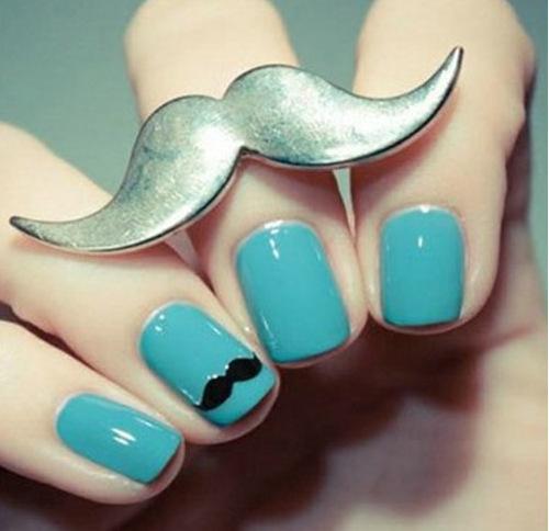 DIY Decorations many style color tip nail art nail sticker nail decal nail tools accessories 1pcs/lots ZJ36(China (Mainland))