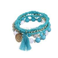 Fashion bracelet  New Brand Design Crystal Beads Bracelet For Women Jewelry Bracelets & Bangles Bracelet For Women