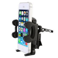 Universal Air Vent Car Mount Cell Mobile Phone Holder Bracket For iPhone Samsung Smartphone GPS