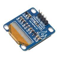"1pcs LCD LED Display Module 0.96"" I2C IIC SPI Serial 128X64 OLED High Quality"