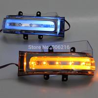 Led side turn signals lights for Toyota RAV4 09-12 ,mirror turn signals lights,free shipping