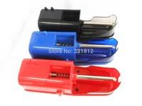 Electric Cigarette Rolling Machine Automatic Injector DIY Maker EU Plug