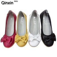 2015 New Women Genuine Leather shoes Moccasin-gommino zapatillas mujer Flats ballet shoes Causal Hot Sale Free Shipping