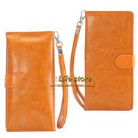 Card Case Mobile Phone Leather Case Wallet Book Case Case For Lenovo Lemon K30-T K3 S580 Lenovo Vibe X2 S850 S660 A859 S650