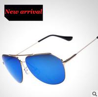 Sunglasses Men Oculos de sol Masculino Aviador 2015 Glasses New Fashion Brand Designer Sport Espelhado Lentes 6 Color Unisex 249