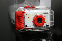 Free shipping 12MP Waterproof Digital Camera DC-189