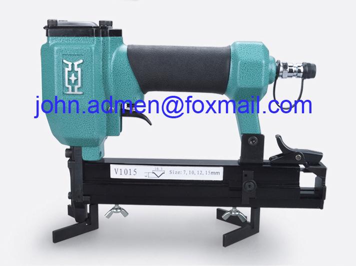 Professional Quality Pneumatic Air Picture Frame Nail Gun V1015(China (Mainland))