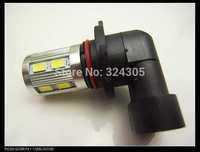 1pcs/lot 9006 hb412 SMD 5630 + 1 Cree LED Daytime Running  brake light Fog Light Head Lamp white blue red