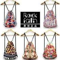 5 Kinds Fashion Women Printing Backpack Canvas Vintage Original Animal Backpacks Travel Duffel Bag New 2015 Back Pack Schoolbag