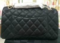 Genuine Leather Bags For Women Designer Quilted cc Bag Handbag Trixia Women Caviar Skin Bolsas Double Flaps Bolsas Leather Bag