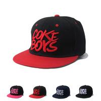 Fashion fashion letter coke boys baseball cap hiphop