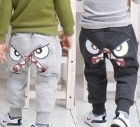cut children leisure pants Cartoon boy's harem pants autumn cotton kid's trousers Hot sell YCZ045