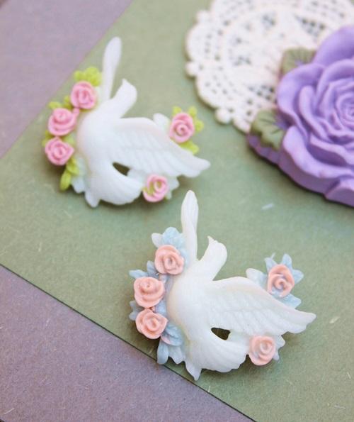 japanse stijl accessoires verse esthetisch bloem corsage broche zijden sjaal gesp vrouwen broches 10 stuks(China (Mainland))