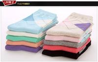 New Fashion Sport Women's Sock Colorful Girls Socks Cotton Sock