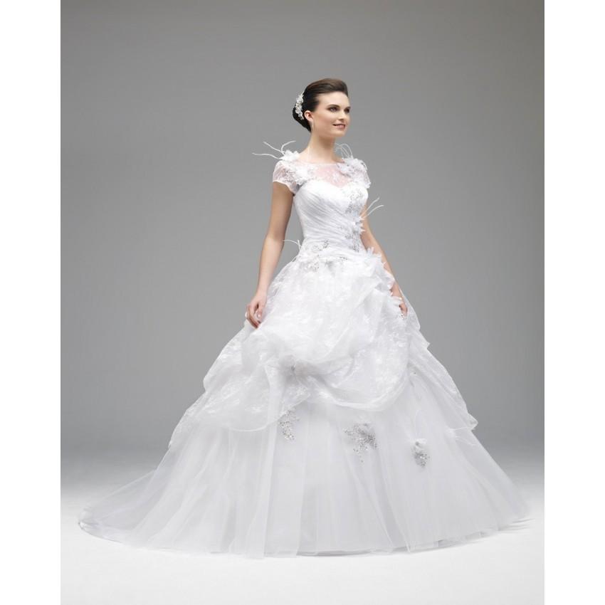 Свадебное платье Dearbridal Model Number:dear712 Nitree /Line свадебное платье line