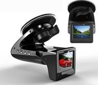 Newest SH818 HD 1080p Car DVR Camera Recorder +E-dog Radar Detector G-sensor Car Black Box Camera Radar Detection e-dog Russian