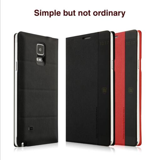 Чехол для для мобильных телефонов Baseus Samsung 4 ID for Samsung Galaxy Note 4 чехол для для мобильных телефонов love mei 20 samsung 4 n9100 n910 for samsung galaxy note 4 n9100 n910