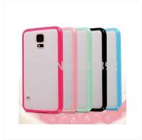 Free shipping soft TPU Phone Case Skin Phone Covers Shell for Samsung Galaxy S5 SIV i9600  case samsung galaxy s5 mini