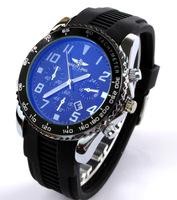 2015 new fashion men's sports watches, clocks atmosphere leisure military watches luxury brands quartz watches