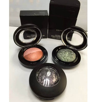 Professional Cheap 2015 New Arrival 10 differ Colors Mineral eyeshadow / eye shadow 2g!( 2 pcs/lots)2pcs FREE SHIPPING