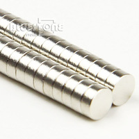 Lot 20 Super Strong Round Disc Cylinder D14 x 5 mm Magnets Rare Earth Neodymium Free Shipping