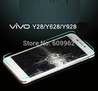 Vivo Y28 Tempered Glass Membrane Screen Protector 9H 2.5D 0.3mm Film Shield