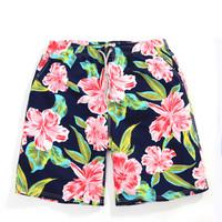 Men's Bermuda surf beach shorts floral printed water proof beachwear 2015 new sungas bermuda feminina prancha surf 3011