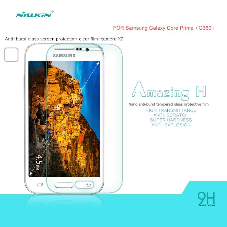 Защитная пленка для мобильных телефонов High-tech Nillkin Flim Samsung защитная пленка nillkin защитная пленка nillkin для lenovo k910 матовая