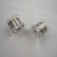 New High Purity Nickel Wire Made by Advanced Vacuum Melting Atomizer Coil Wire Heat Resistant Strength Coil Wire K85