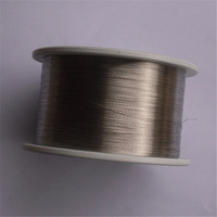 Good Mechanical Strength Heating Wires Best Pure Nickel Wire For Atomizer Heating Resistance E Cig Coil Wire K84