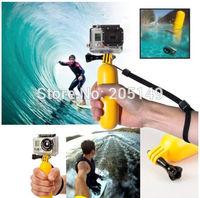 GOPRO Bobber Floating Handheld Monopod Hand Grip Gopro Accessories For HERO 4/1/2/3/3+/SJ4000/SJ5000/SJ6000