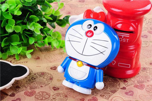 Зарядное устройство Doraemon 8000mAh USB iPhone 6 Smsung 2 3 4 ED-8000A зарядное устройство duracell cef14 аккумуляторы 2 х aa2500 mah 2 х aaa850 mah