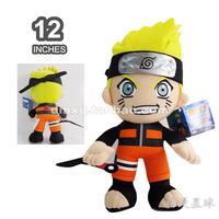 anime Uzimaki Naruto 12 inch  Doll
