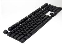 Ducky DK 108 Black Keycaps Key Cap Keypress Translucent for Mechanical Gaming Backlight Backlit Keyboard