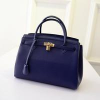 2015 Women Handbags New Women Messenger Bags Fashion Leather Bag Portable Shoulder Bag Crossbody Women Shoulder Bags -015