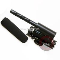 SGC-598 New Condenser Photography Interview Recording Microphone for Canon Nikon Camera DSLR DV